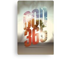 God 365 Canvas Print