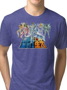 Saint Seiya Tri-blend T-Shirt