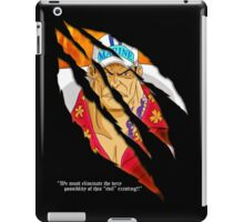 The Admiral iPad Case/Skin
