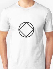 Symbol Black T-Shirt