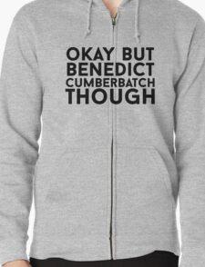 Benedict Cumberbatch Zipped Hoodie