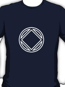 Chunky Symbol White T-Shirt