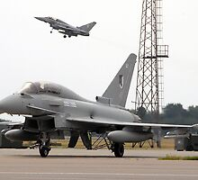 Eurofighter - Typhoon by Graham Taylor