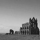 Whitby Abbey by Jenn Ridley