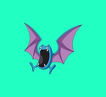 POKEMON GOLBAT by gypsyandbonnie