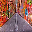 Union Lane by Graham Lea