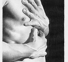 Stephen's hands by David J. Vanderpool