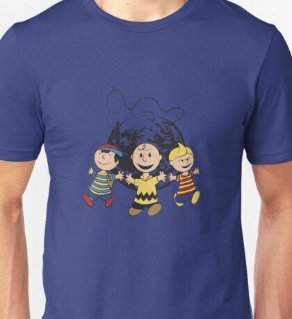 EarthBrown Unisex T-Shirt