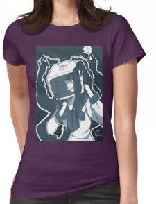 Echo Womens Fitted T-Shirt