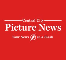 Central City Picture News by waywardtees