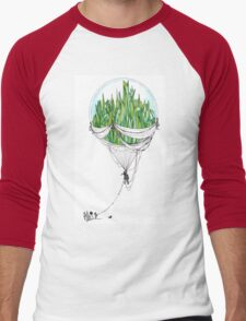 Emerald City Men's Baseball ¾ T-Shirt