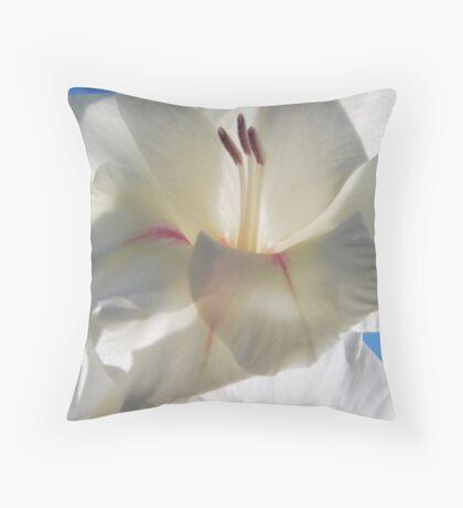 Shining... Throw Pillow