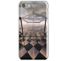 Distortion in Six Dimensions iPhone Case/Skin