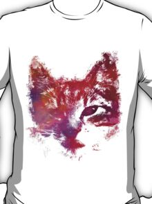 Purple kitty T-Shirt