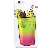 Cake Cocktail iPhone Case/Skin