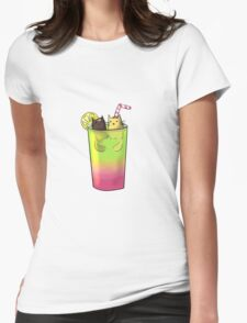 Cake Cocktail Womens Fitted T-Shirt