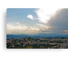 Fermo - Italy Canvas Print