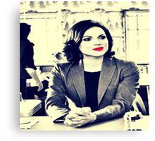 Madam Mayor Canvas Print