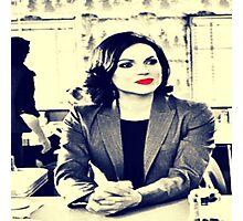 Madam Mayor Photographic Print