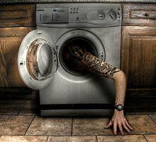 Lazy Washing by craig sparks