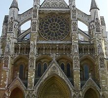 Westminster Abbey, London, UK by chord0