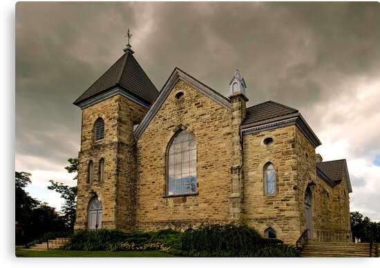 Union Presbyterian by Holly Cawfield