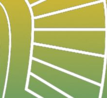 Daft Punk - Guy-Manuel de Homem-Christo - Yellow/Green Sticker