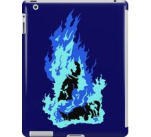 Self-Immolation iPad Case/Skin