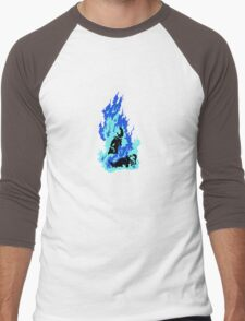 Self-Immolation Men's Baseball ¾ T-Shirt