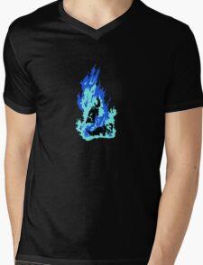 Self-Immolation Mens V-Neck T-Shirt