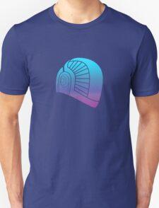 Daft Punk - Guy-Manuel de Homem-Christo - Blue/Pink T-Shirt