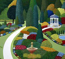 Formal Gardens by fbkohli