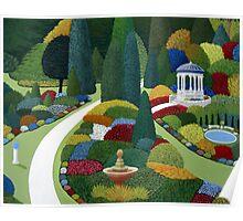 Formal Gardens Poster
