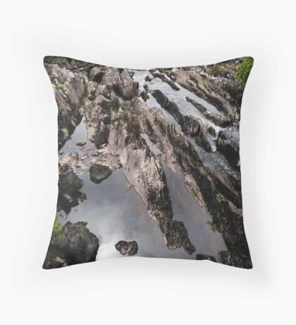 Sneem, County Kerry, Ireland Throw Pillow