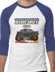 Big Foot 4x4x4 Men's Baseball ¾ T-Shirt