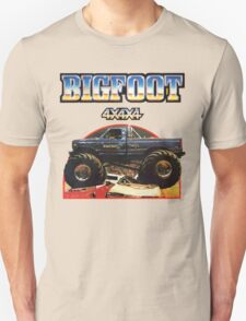 Big Foot 4x4x4 Unisex T-Shirt
