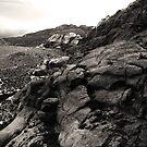 Calico Hillscape by Benjamin Padgett