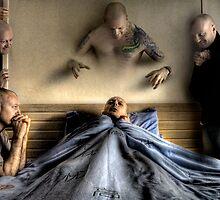Deathbed Acquaintances by craig sparks