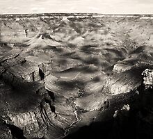Grand Canyon Vista No. 10 by Benjamin Padgett