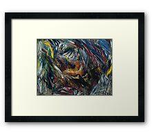 Born Framed Print
