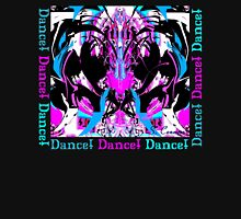 Dance! Dance! Dance! Womens Fitted T-Shirt