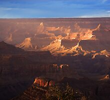 Grand Canyon Vista No. 8 by Benjamin Padgett