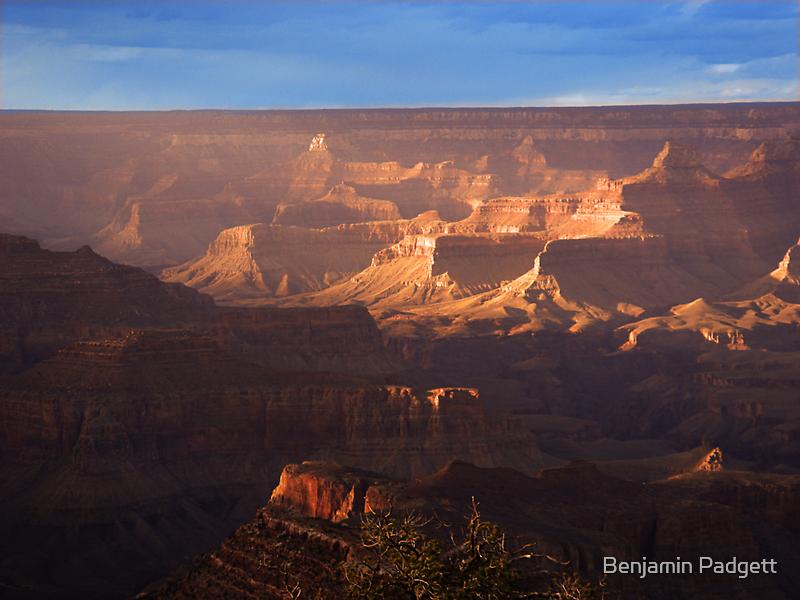 Grand Canyon Vista No. 8 by Benjamin Padgett