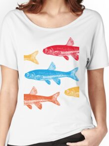 Colourful Fish Women's Relaxed Fit T-Shirt