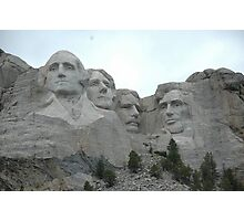 Our Past Leaders Photographic Print