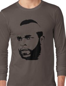 Mr. T T-Shirt Long Sleeve T-Shirt