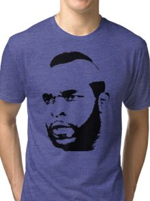 Mr. T T-Shirt Tri-blend T-Shirt