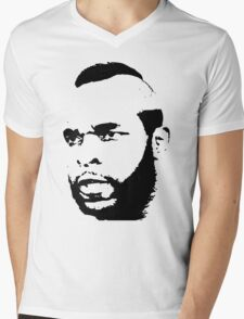 Mr. T T-Shirt Mens V-Neck T-Shirt