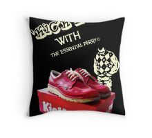 'Kick-Lo!' Throw Pillow