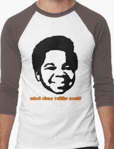 Gary Coleman Men's Baseball ¾ T-Shirt